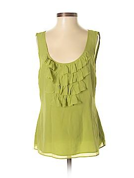 Boden Sleeveless Silk Top Size 2