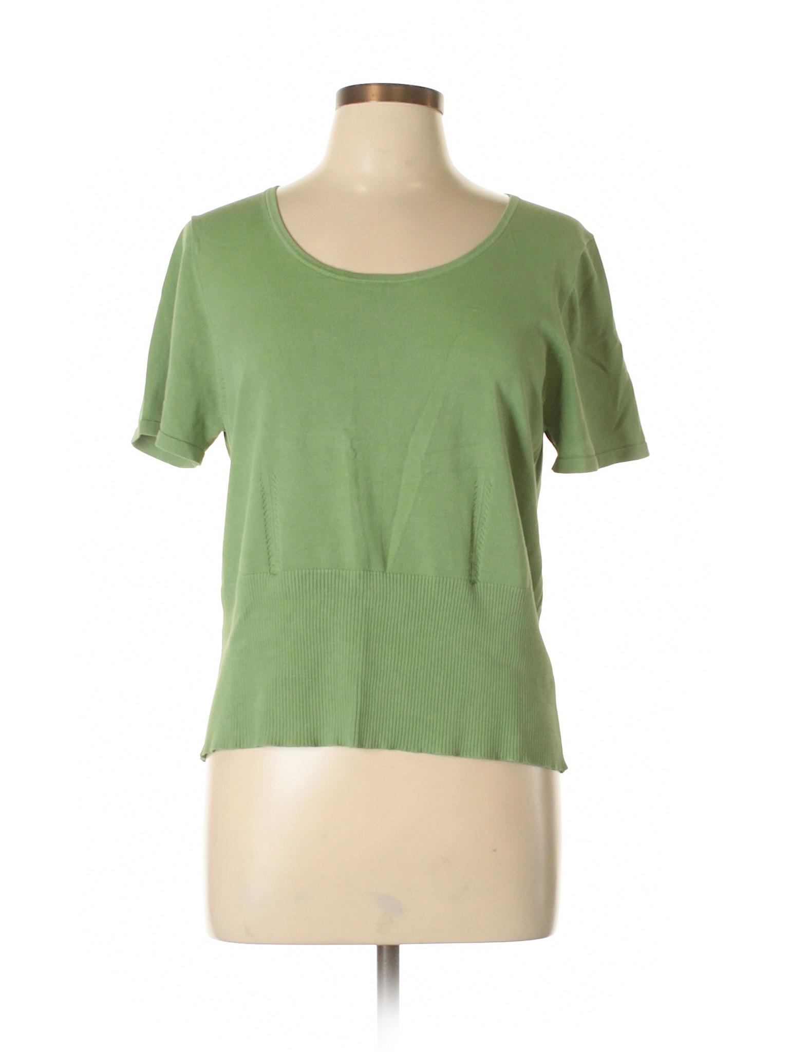 Silk Claiborne winter Liz Sweater Pullover Boutique ntFq074wxx