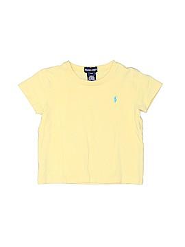 Ralph Lauren Short Sleeve T-Shirt Size 4-4T
