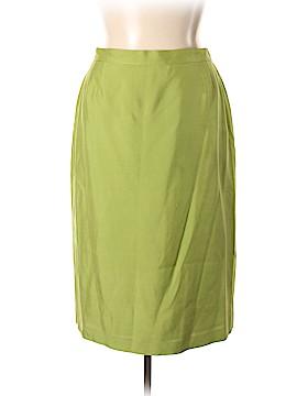 Marina Rinaldi Silk Skirt Size 20 (29) (Plus)