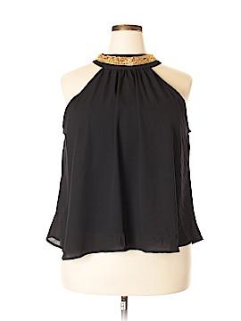 Marianne Sleeveless Blouse Size 2X (Plus)
