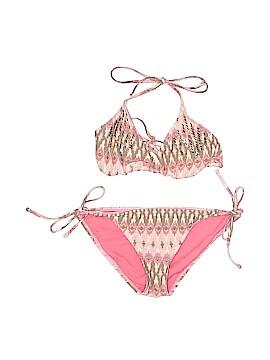 Xhilaration Two Piece Swimsuit Size M