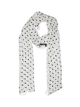 New York & Company Silk Scarf One Size