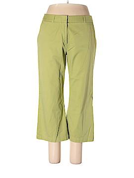 Garnet Hill Khakis Size 14