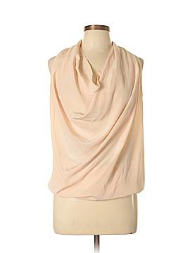 Cut25 by Yigal Azrouël Sleeveless Silk Top Size 10