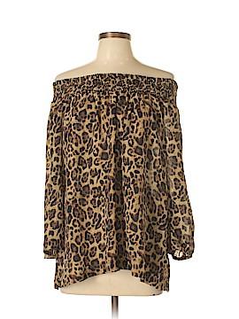 Allison Taylor 3/4 Sleeve Blouse Size L