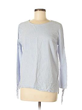 Adrienne Long Sleeve Blouse Size M