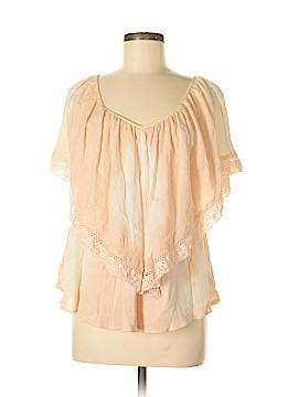 Billabong Short Sleeve Blouse Size M
