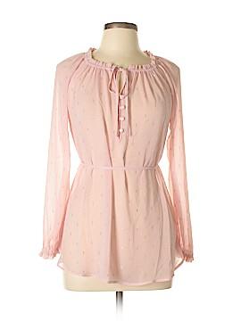 Jessica Simpson Long Sleeve Blouse Size S