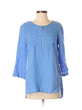 Jones & Co 3/4 Sleeve Blouse Size S