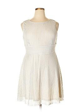 CB Casual Dress Size 16 (Petite)