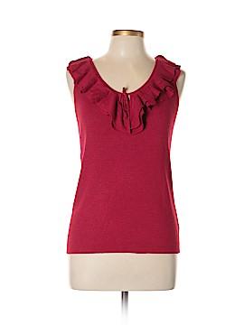 Lauren by Ralph Lauren Short Sleeve Silk Top Size XL