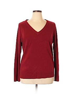 Carol Rose Pullover Sweater Size 2X (Plus)