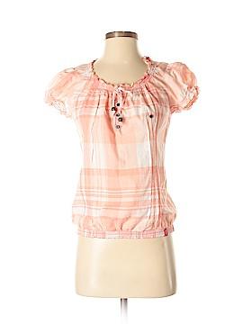 EDC Short Sleeve Blouse Size S