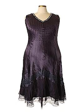 Komarov Cocktail Dress Size 1X (Plus)
