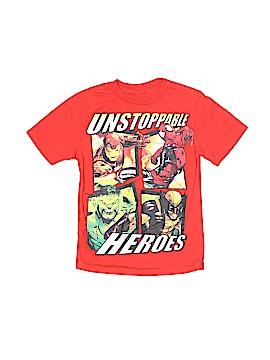 Marvel Short Sleeve T-Shirt Size 8