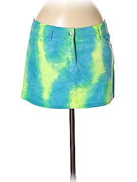 Dolce & Gabbana Beachwear Denim Skirt Size S