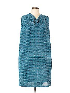 Evan Picone Casual Dress Size 1X (Plus)