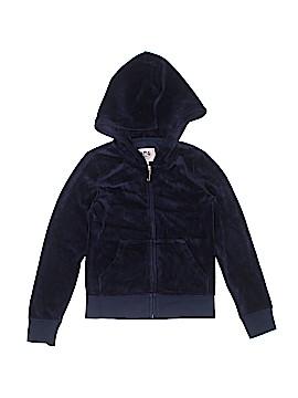 Juicy Couture Zip Up Hoodie Size 7