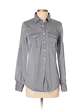 J. Crew Factory Store Long Sleeve Button-Down Shirt Size XS