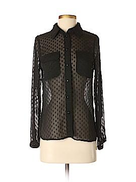 Verve Ami Long Sleeve Blouse Size S