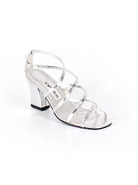 Caparros Heels Size 5 1/2