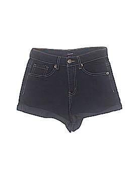 Express Denim Shorts 25 Waist