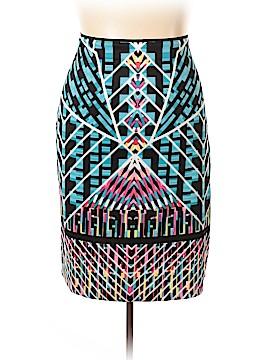 Bisou Bisou Casual Skirt Size 3X (Plus)