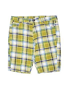 Caren Sport Denim Shorts Size 16