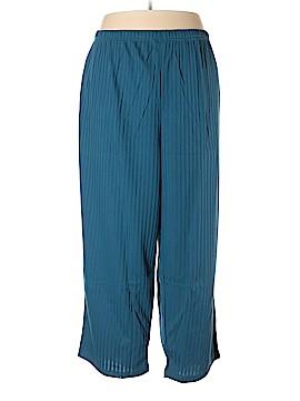 Roaman's Casual Pants Size 6X Plus (Plus)