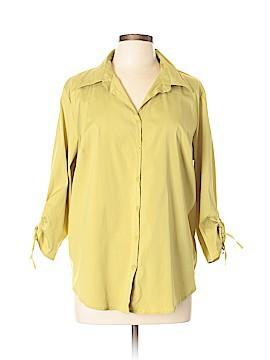 Millenium 3/4 Sleeve Blouse Size 16