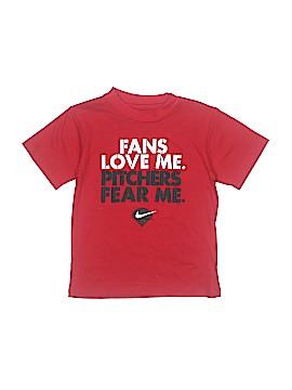 Nike Short Sleeve T-Shirt Size 2T