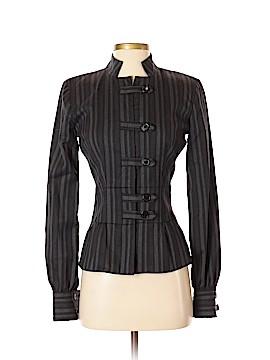 Violet Wool Blazer Size 0