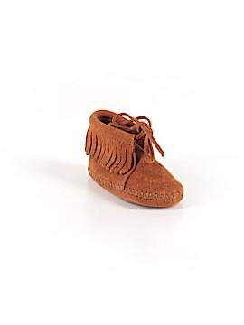 Minnetonka Booties Size 3