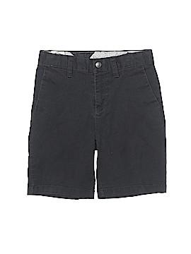 Volcom Khaki Shorts Size 6