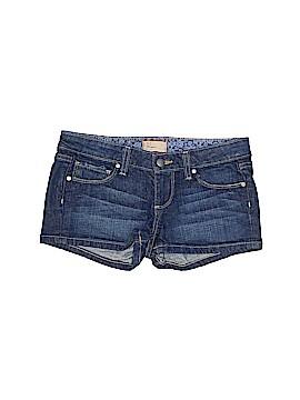 Paige Denim Shorts 25 Waist
