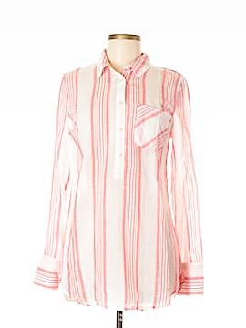 Merona Long Sleeve Blouse Size M