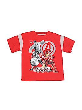 Marvel Short Sleeve T-Shirt Size 5 - 6