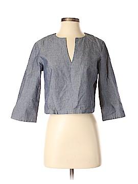 Apiece Apart 3/4 Sleeve Blouse Size 4