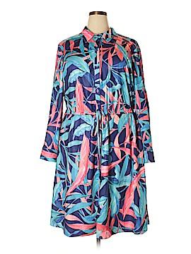 Hutch Casual Dress Size 2X (Plus)