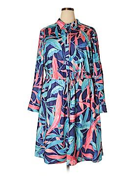 Hutch Casual Dress Size 1X (Plus)