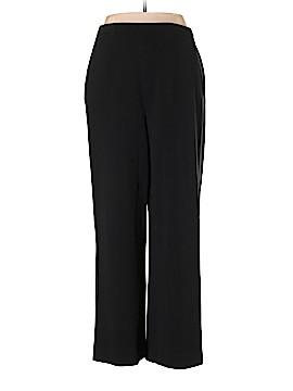 St. John Casual Pants Size 16