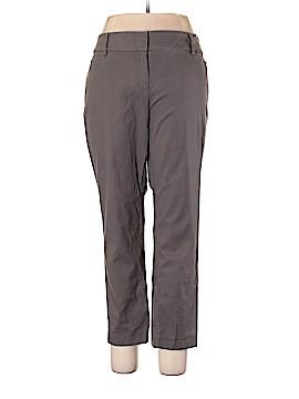 Ann Taylor LOFT Outlet Khakis Size 14