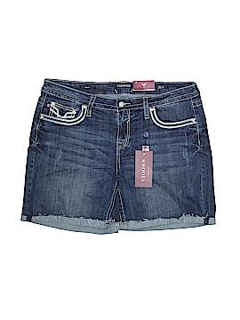 Vigoss Denim Shorts Size 18 (Plus)
