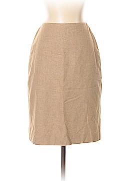 Ann Taylor Factory Wool Skirt Size 2