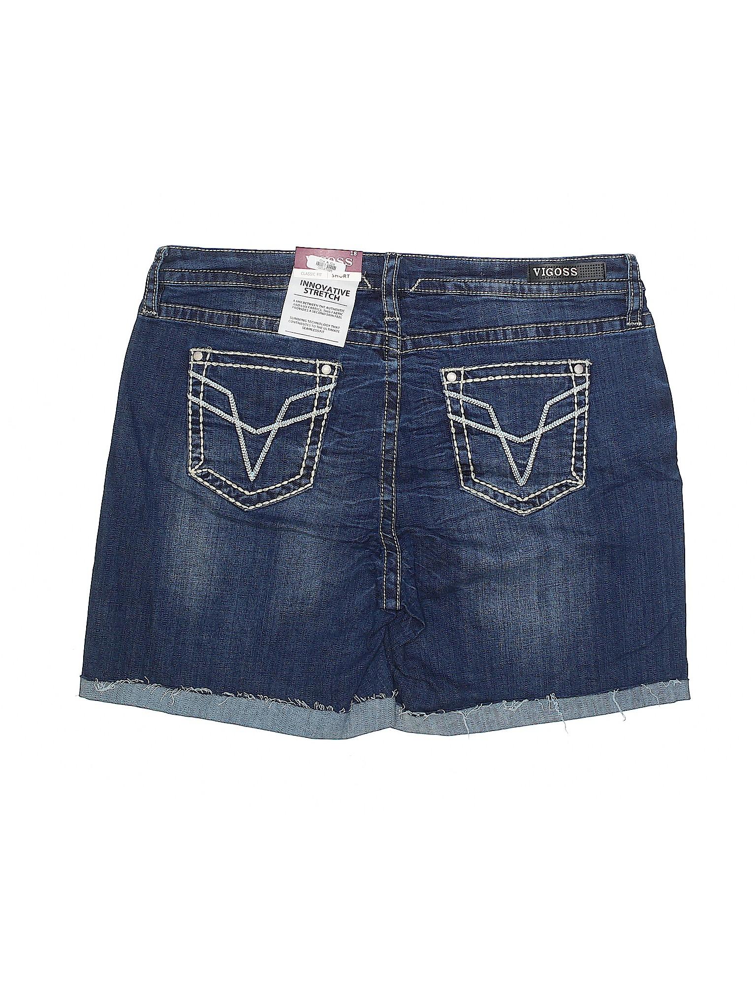 Boutique Shorts Vigoss Vigoss Denim Denim Vigoss Boutique Boutique Denim Shorts Shorts Boutique Denim Vigoss f1v4xx
