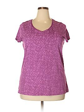 Eddie Bauer Short Sleeve T-Shirt Size 2X (Plus)