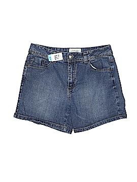 St. John's Bay Denim Shorts Size 6