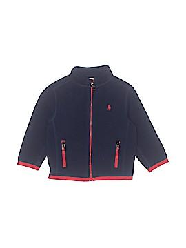 Ralph Lauren Fleece Jacket Size 12 mo