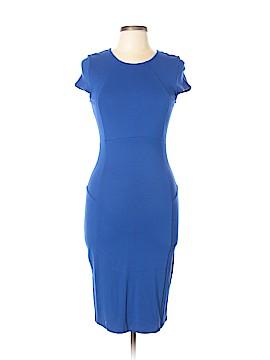 FELICITY & COCO Casual Dress Size L (Petite)